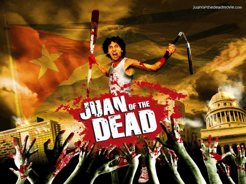 Juan of the Dead image sourced from diosesymonstruos.es