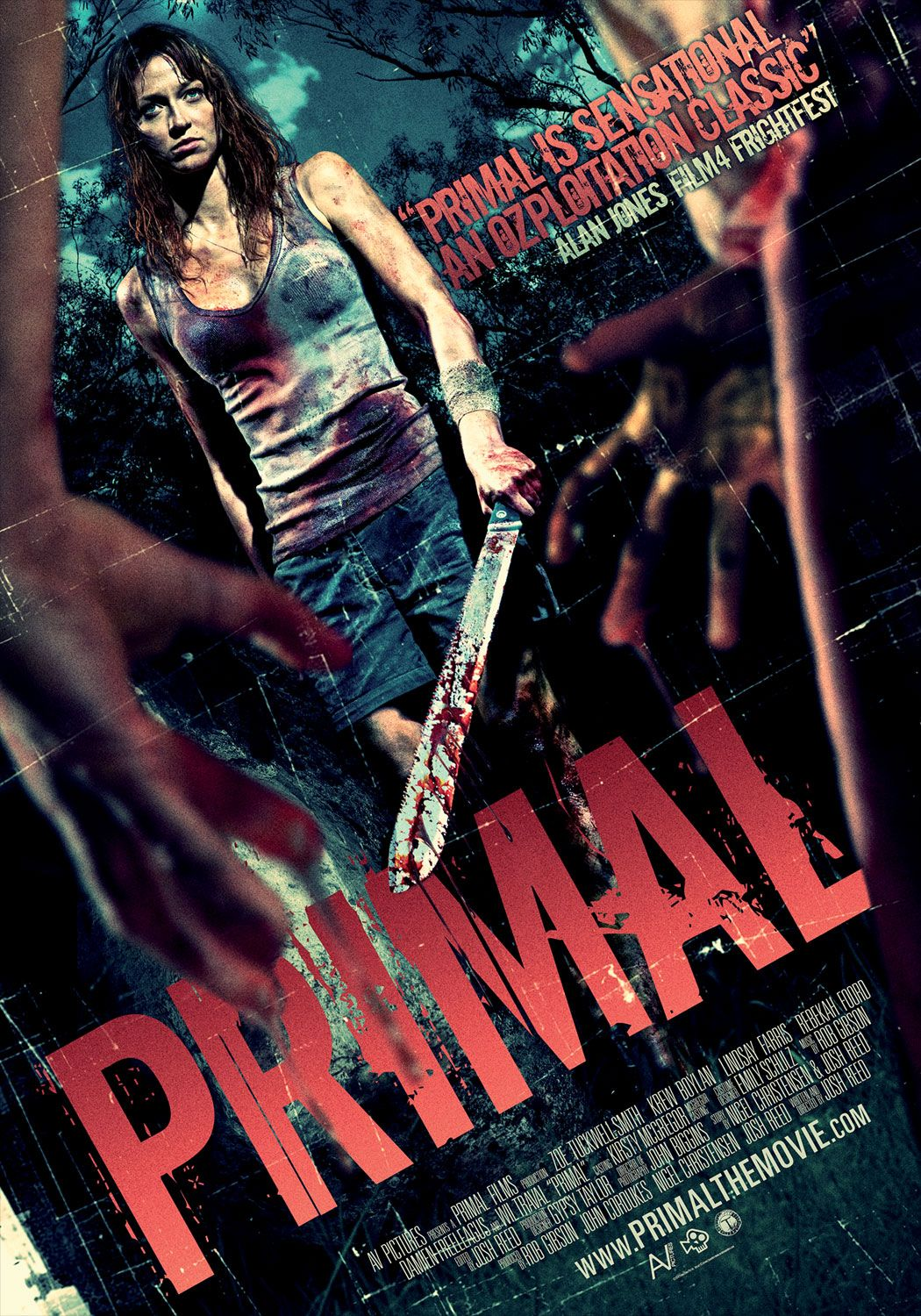 Primal (2010) | The Horror Hothouse