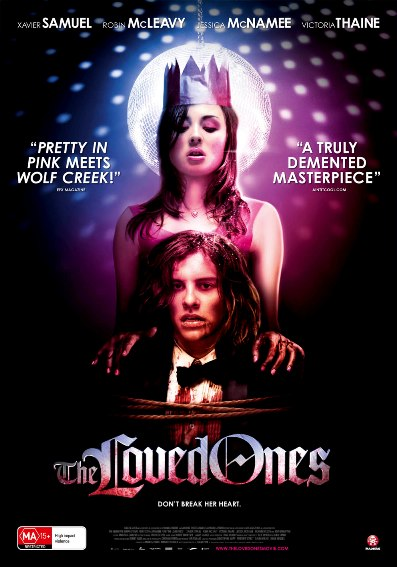 The Loved Ones image sourced from http://twitchfilm.com