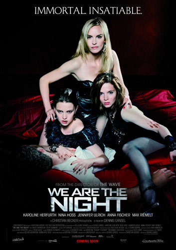 Image sourced from: http://thefilmelitist.wordpress.com/2011/06/08/we-are-the-night-wir-sind-die-nacht/