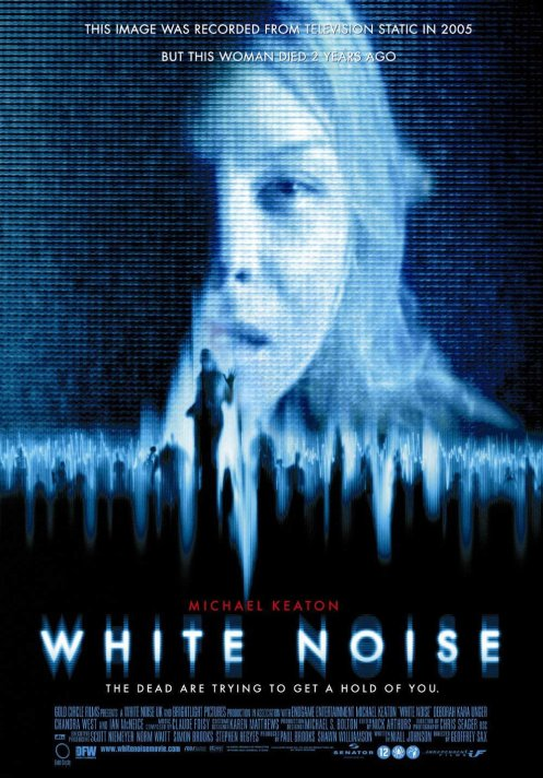 White Noise poster sourced from http://www.freemovieposters.net