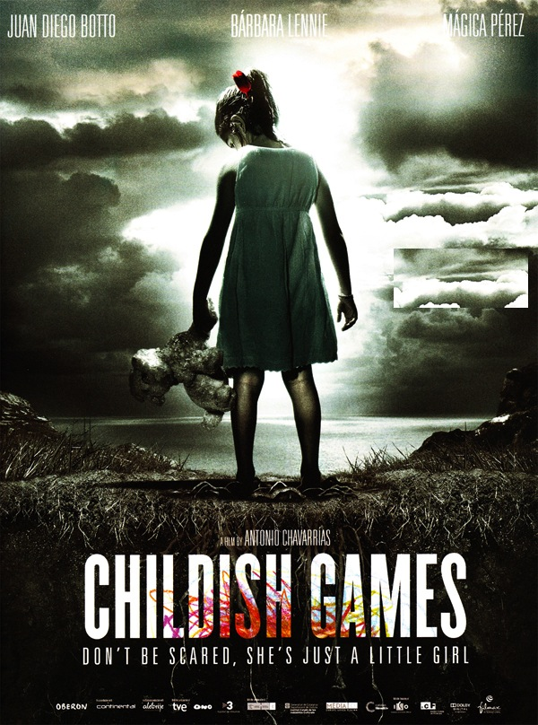 Childish Games poster sourced from http://anythinghorror.files.wordpress.com