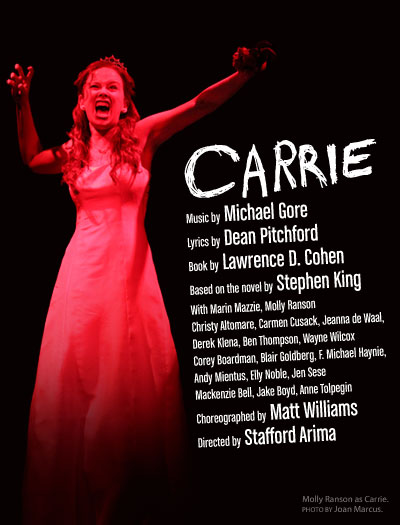 Image sourced from: http://mcctheater.org/shows/11-12_season/carrie/index.html