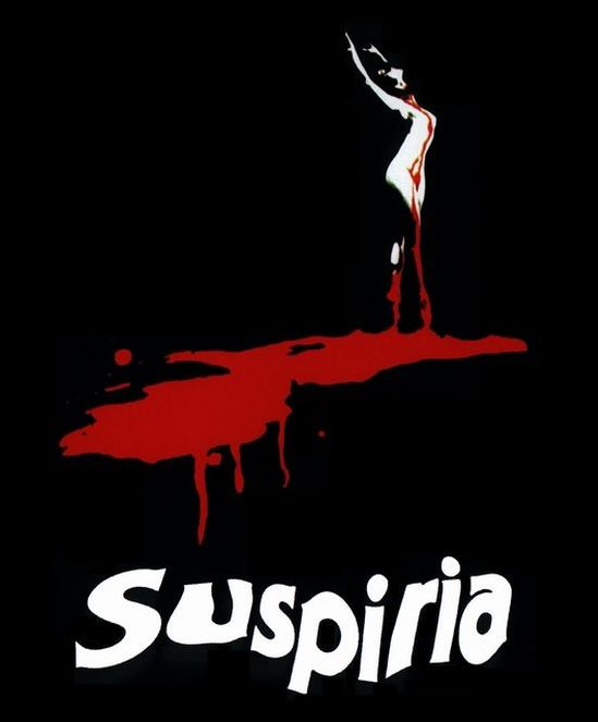 Suspiria poster sourced from stuffpoint.com
