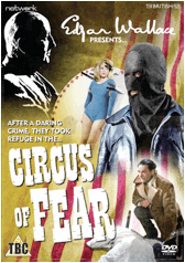 Circus of Fear cover art