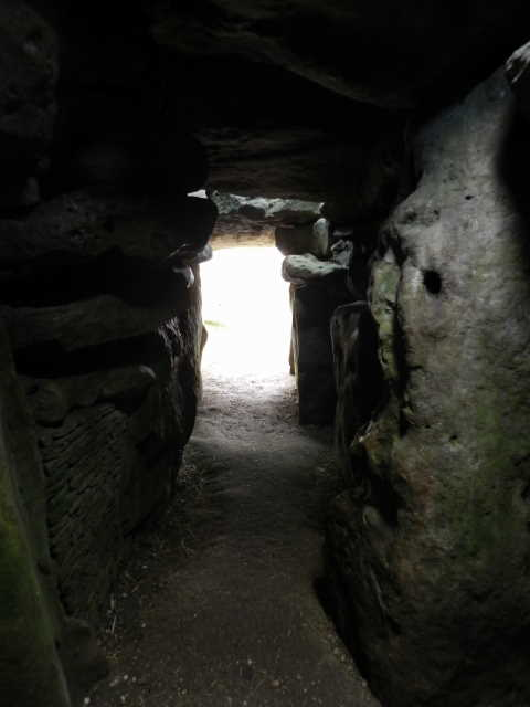 Inside West Kennet Long Barrow. Photos copyright QueenMab/Shipscook Photographic. contact simon.ball3@btopenworld.com for commercial reuse