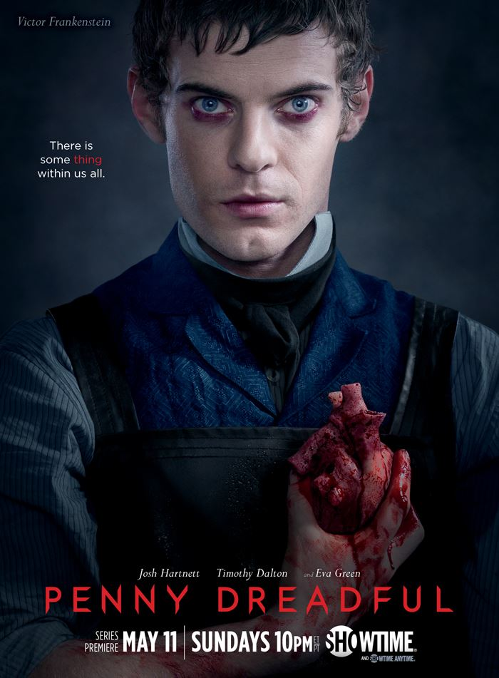 Image sourced from Penny Dreadful's Official Facebook page