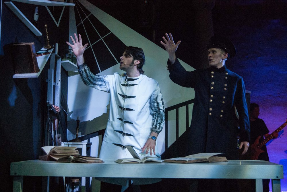 Image provided by Frankenstein: The Metal Opera