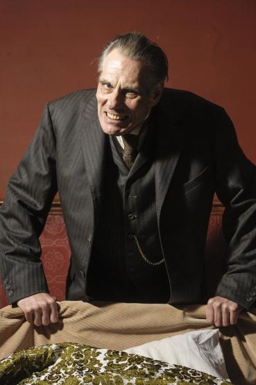 Fiskin (Christopher Adamson). Picture by Julie Edwards