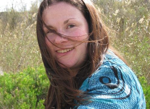 Author Alison Littlewood
