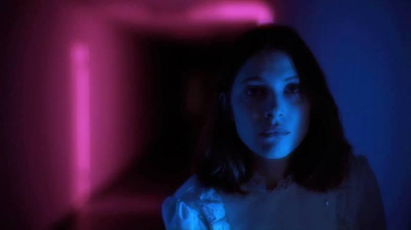 Anna Heideggar as M in Hades