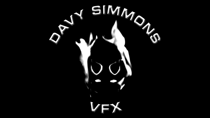 DAVY SIMMONS VFX WITH TEXT