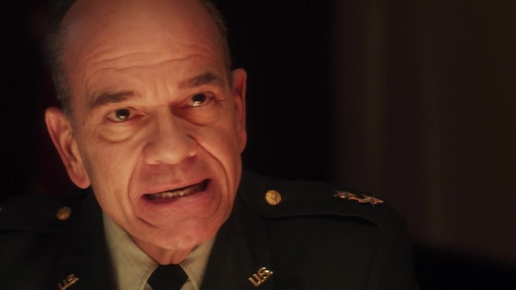 Star Trek Voyager's Robert Picardo tops up the pension fund
