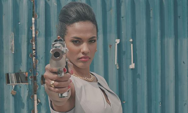 Freema Agyeman is Hit Woman Penny