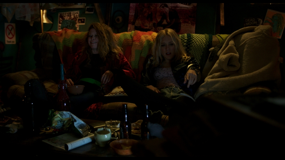 Natasha Lyonne and Chloe Sevigny in ANTIBIRTH - photo by R~1