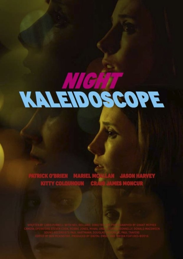 night kaleidoscope poster