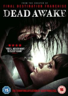 Dead Awake_DVD