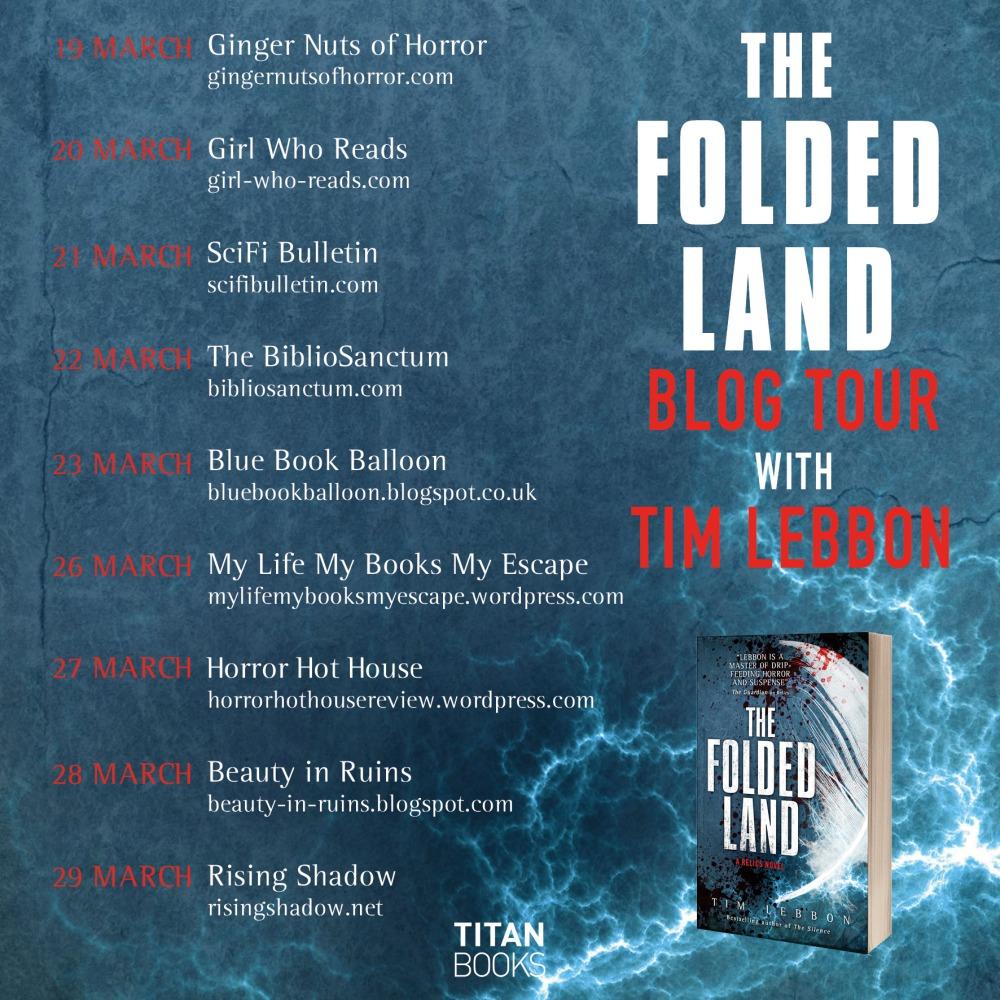 Folded Land blog tour