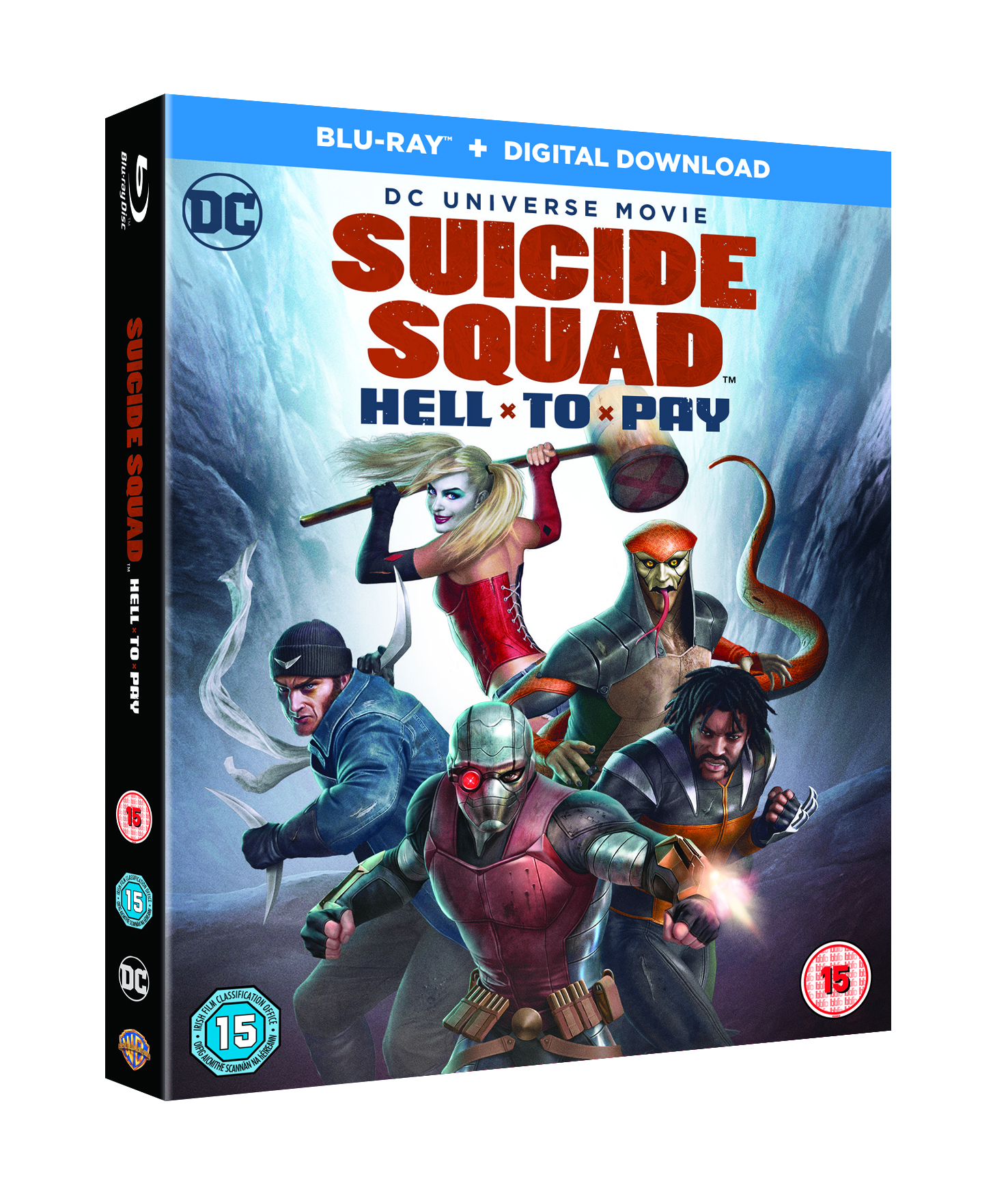 Suicide Squad Hell To Pay The Horror Hothouse